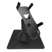 Load image into Gallery viewer, Verifone Vx520 Freestanding Swivel and Tilt Metal Stand