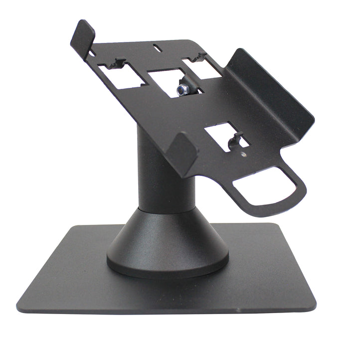 Ingenico ISC 250 Freestanding Swivel and Tilt Metal Stand - DCCSUPPLY.COM