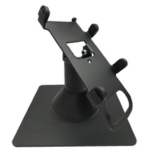 Load image into Gallery viewer, PAX S300 / SP30 Low Profile Swivel and Tilt Freestanding Metal Stand with Square Plate - DCCSUPPLY.COM