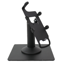 Load image into Gallery viewer, Verifone P200C, P200C Plus, P400C Plus Freestanding Swivel and Tilt Metal Stand - DCCSUPPLY.COM
