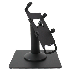 Verifone P200C, P200C Plus, P400C Plus Freestanding Swivel and Tilt Metal Stand - DCCSUPPLY.COM