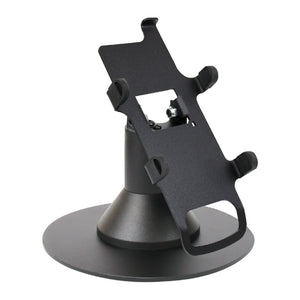 Verifone Vx820 Low Profile Freestanding Swivel Stand with Round Plate