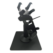 Load image into Gallery viewer, Ingenico ICT 220/250 Key Locking Freestanding Swivel and Tilt Metal Stand - DCCSUPPLY.COM