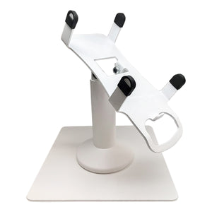 PAX A80 White Freestanding Swivel and Tilt Metal Stand