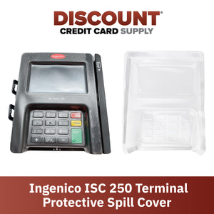 Ingenico ISC 250 and ISC Touch 250  Full Device Protective Cover