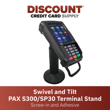 Load image into Gallery viewer, PAX S300/SP30 Swivel and Tilt Stand