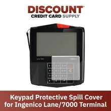 Load image into Gallery viewer, Ingenico Lane/7000 Keypad Protective Cover - DCCSUPPLY.COM