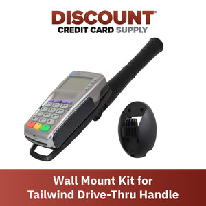Wall Mount Kit for Tailwind Drive-Thru Handle