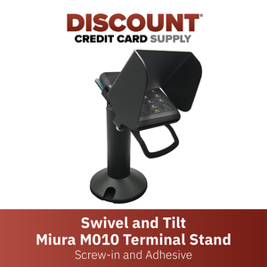 Miura M010 Swivel and Tilt Stand with PIN Shield
