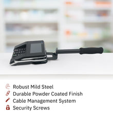 Load image into Gallery viewer, Drive-Thru Hand Held Bracket/Mount for Verifone Mx915 - DCCSUPPLY.COM