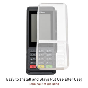 Verifone P400 Full Device Protective Cover - DCCSUPPLY.COM