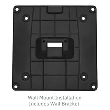 "Load image into Gallery viewer, VESA Bracket with 7"" Key Locking Wall Mount Terminal Stand - DCCSUPPLY.COM"
