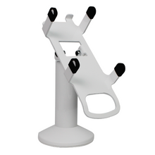 Load image into Gallery viewer, Castles VEGA3000 Lite Countertop Terminal White Swivel and Tilt Stand - DCCSUPPLY.COM