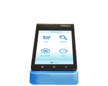 "Load image into Gallery viewer, APT-50 5.5"" Android Payment Terminal with 1G/MSR/EMV/NVC/Printer"