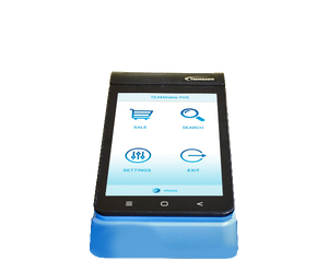 "APT-50 5.5"" Android Payment Terminal with 1G/MSR/EMV/NVC/Printer"