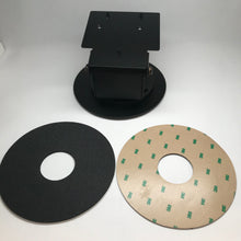 Load image into Gallery viewer, PX5 and PX7 Low Contour Swivel Stand (367-3884) with Round Freestanding Plate (367-0731-B) - DCCSUPPLY.COM
