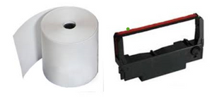"3"" x 100' Paper (50 Roll Case) and 2x Star SP700 Ink Bundle - DCCSUPPLY.COM"