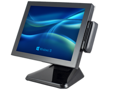 "Load image into Gallery viewer, SKY-15S i3 15"" Windows POS System, 4G RAM"