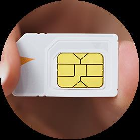 SIM Card for OptConnect Wireless Network - DCCSUPPLY.COM