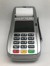 Load image into Gallery viewer, First Data FD150 EMV CTLS Credit Card Terminal and RP10 PIN Pad Bundle