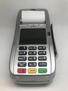 First Data FD150 EMV CTLS Credit Card Terminal and RP10 PIN Pad Bundle