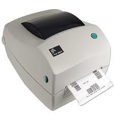 New Zebra LP2844 Thermal Label Barcode Printer