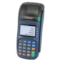 PAX S80 EMV v3 Credit Card Terminal Blue - Refurbished - DCCSUPPLY.COM