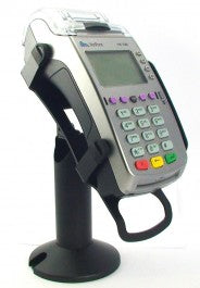 Verifone Vx520 With Internal injection, Terminal Overlay, Spill Cover and Stand - DCCSUPPLY.COM