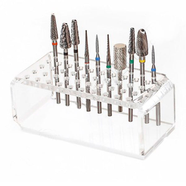 Stand for Drill Bits