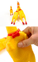 Load image into Gallery viewer, Screaming Chicken Pets Dog Toys