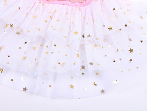 Rabbit Stars Design Cat  Dress
