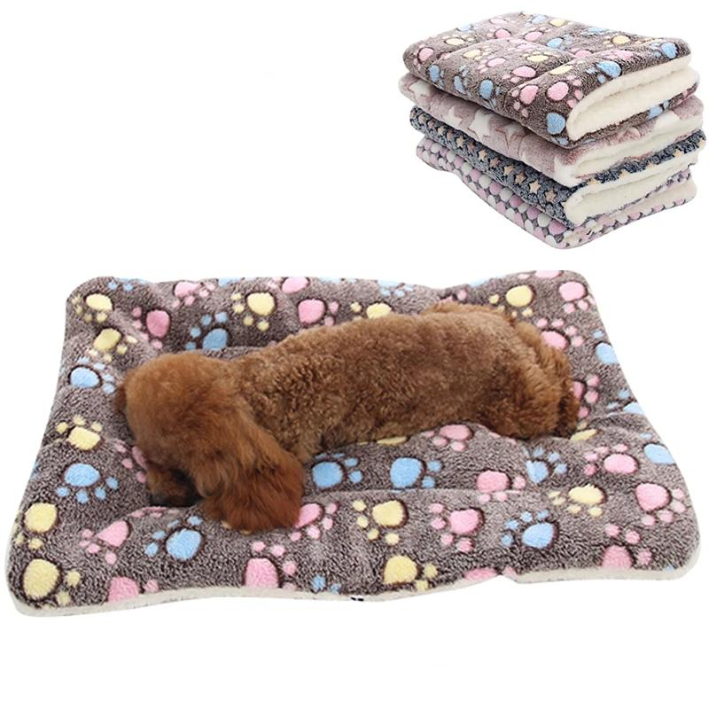 Coral Fleece Pet Blanket