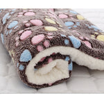 Load image into Gallery viewer, Coral Fleece Pet Blanket