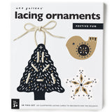 Wee Gallery Lacing Ornaments