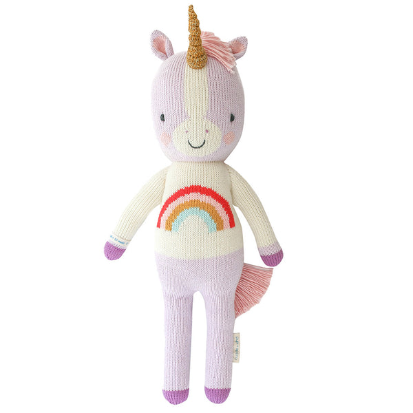 cuddle + kind: Zoe the unicorn