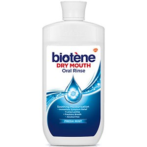 Biotene dry mouth mouthwash fresh mint 500ml