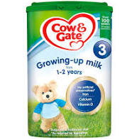 Cow & Gate milk growing up 3 800g