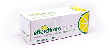 Effercitrate tablets 12
