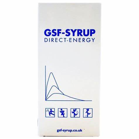GSF-syrup mixed 12x18gm sachets