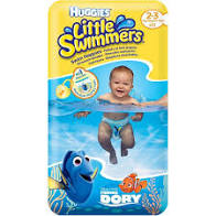 Huggies little swimmers 2-3 x12 swim pants