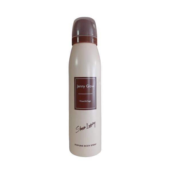 Jenny Glow Body Spray Wood & Sage 150ml