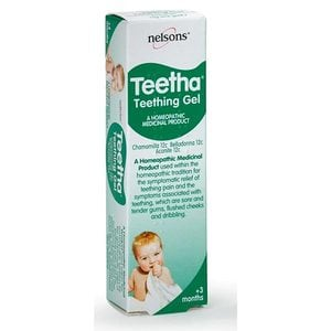 Nelsons Teetha Teething Gel 3+ Months 15g