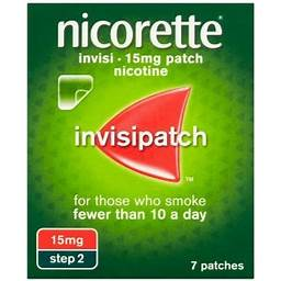 Nicorette 15mg invisipatch step 2