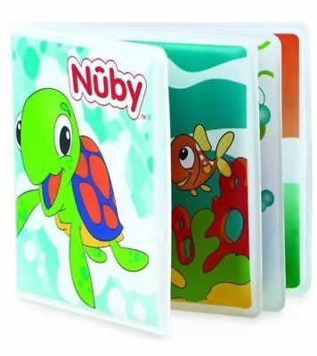 Nuby Bathtime Fun Book 6m+