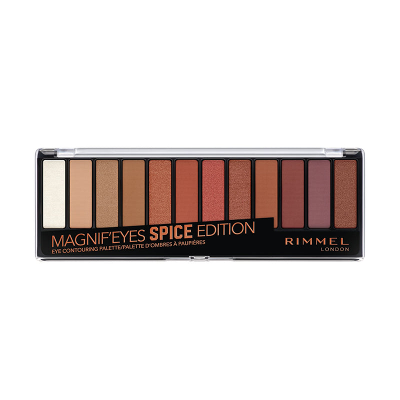 Rimmel Eyeshadow Magnif'eyes Spice Edition