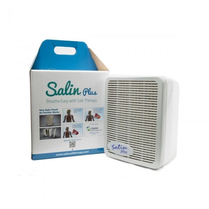 Salin plus salt therapy