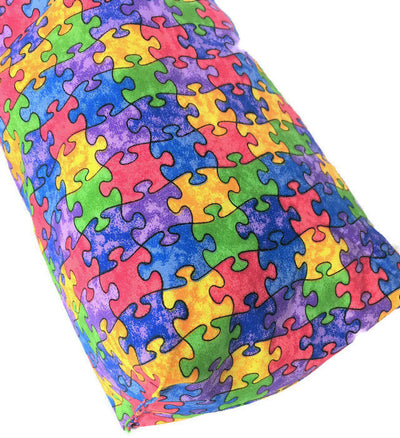 Puzzle Car Trash Bag -  Car-Accessory - Lined Wipe Clean Garbage Bag Car - Soft Bag