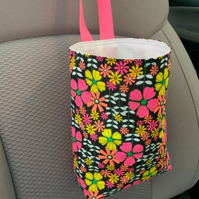 Floral Steering Wheel Cover - Car Accessory - Steer Wheel Cover Women - Options