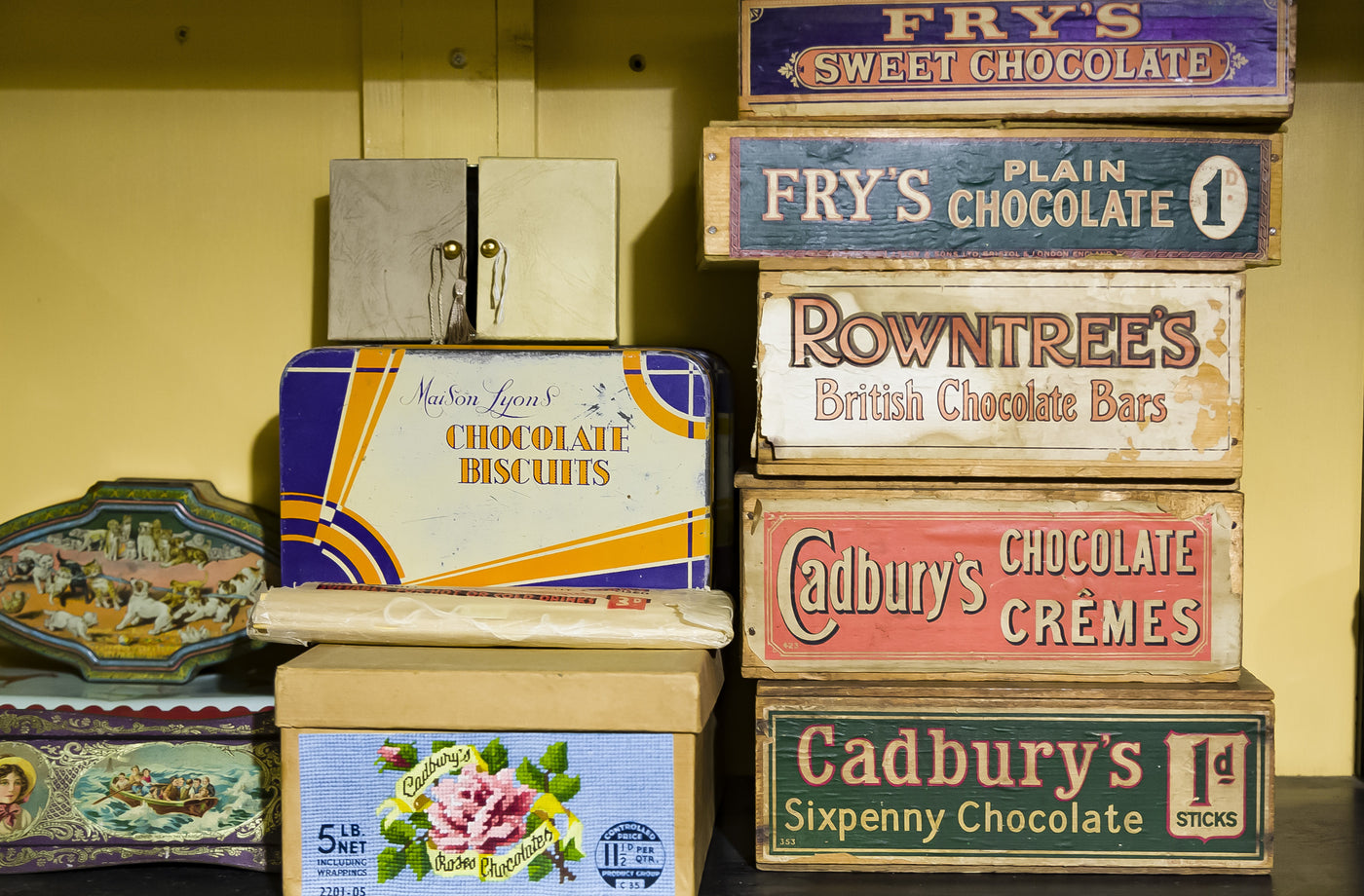 The ultimate historic guide to British sweets