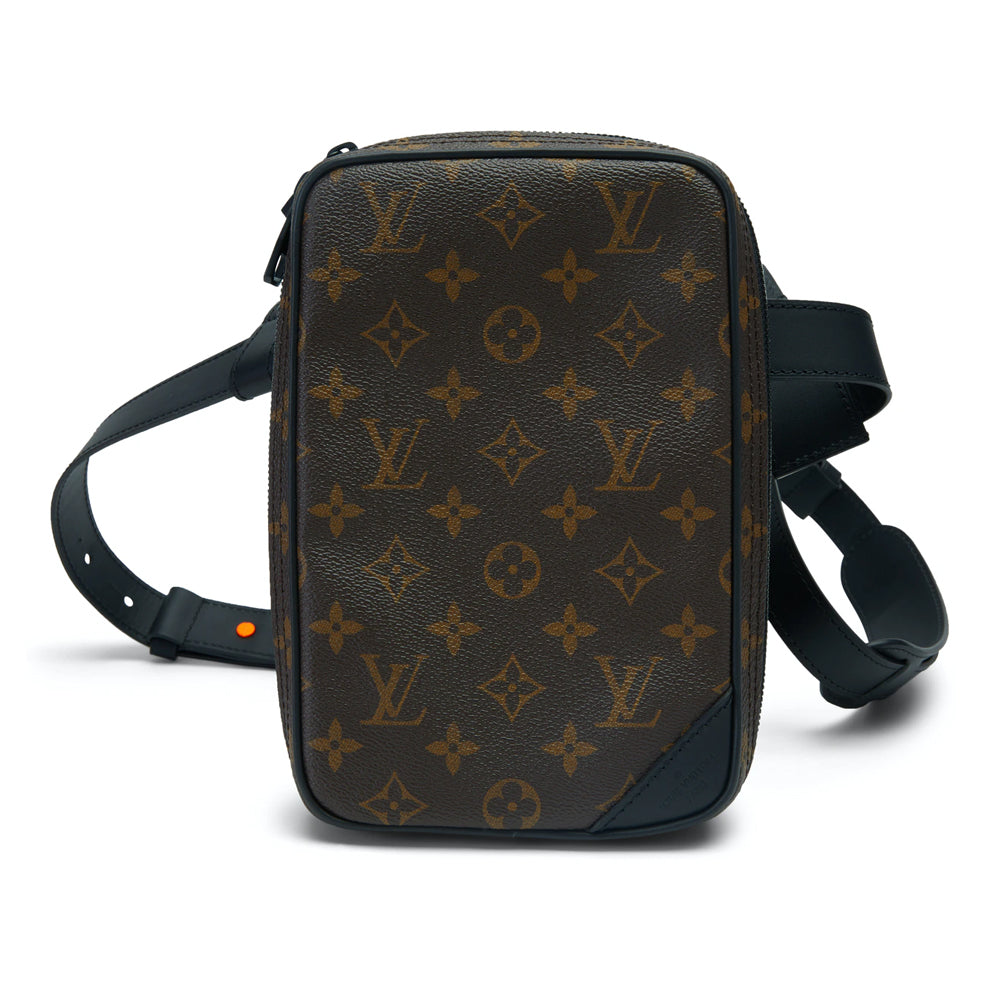 UTILITY SIDE BAG LOUIS VUITTON by: Virgil Abloh